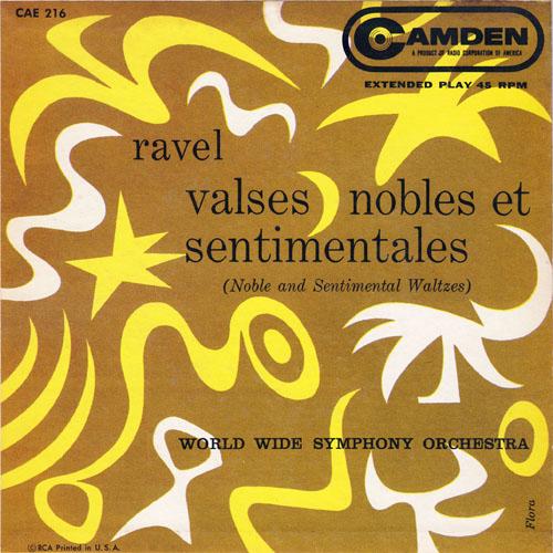 Autour des pochettes (sujet essentiel s'il en est) - Page 15 Ravel_Valse